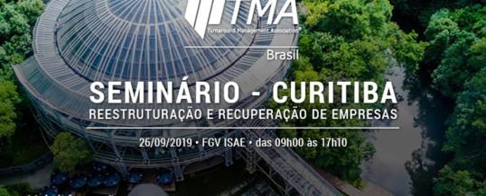 Seminário em Curitiba – Reestruturação e Recuperação de Empresas