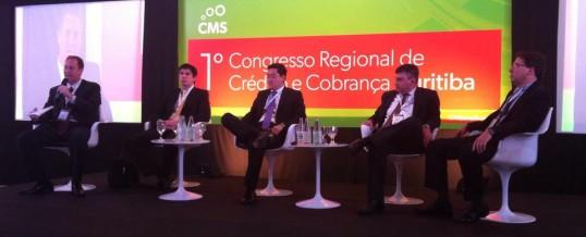Beadle foi moderador no I Congresso Regional de Crédito e Cobrança