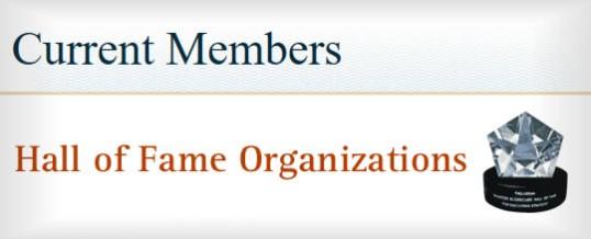 HSBC – Hall of Fame Organizations